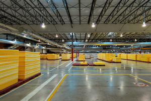 Завод по производству матрасов